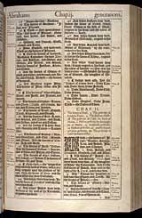 1 Chronicles Chapter 2, Original 1611 KJV