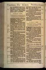 1 Chronicles Chapter 14, Original 1611 KJV