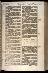 1 Chronicles Chapter 17, Original 1611 KJV