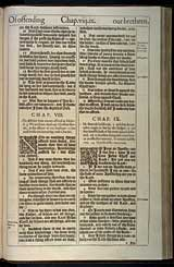 1 Corinthians Chapter 9, Original 1611 KJV