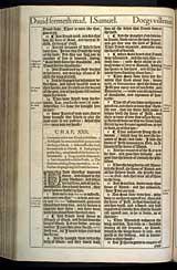 1 Samuel Chapter 22, Original 1611 KJV