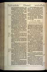 1 Samuel Chapter 29, Original 1611 KJV