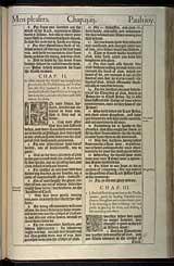 1 Thessalonians Chapter 3, Original 1611 KJV