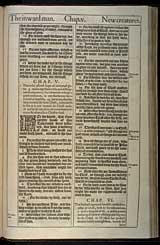 2 Corinthians Chapter 5, Original 1611 KJV