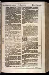2 Samuel Chapter 15, Original 1611 KJV