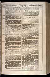 2 Samuel Chapter 4, Original 1611 KJV