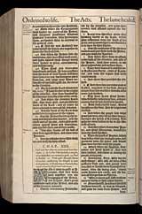Acts Chapter 14, Original 1611 KJV