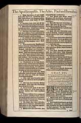 Acts Chapter 16, Original 1611 KJV