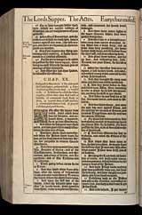 Acts Chapter 20, Original 1611 KJV