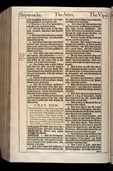 Acts Chapter 28, Original 1611 KJV