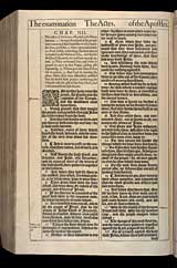 Acts Chapter 4, Original 1611 KJV