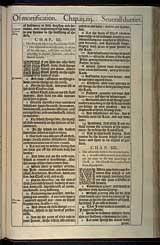 Colossians Chapter 4, Original 1611 KJV