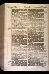 Daniel Chapter 11, Original 1611 KJV