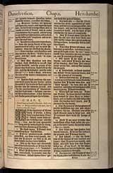 Daniel Chapter 10, Original 1611 KJV