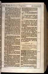 Deuteronomy Chapter 10, Original 1611 KJV