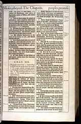 Exodus Chapter 19, Original 1611 KJV