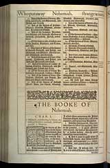 Nehemiah Chapter 1, Original 1611 KJV