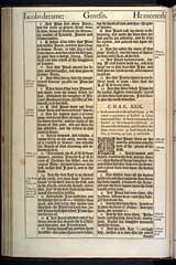 Genesis Chapter 29, Original 1611 KJV