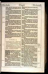 Genesis Chapter 50, Original 1611 KJV