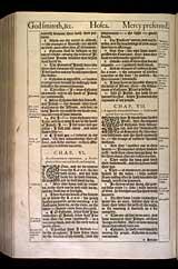 Hosea Chapter 6, Original 1611 KJV