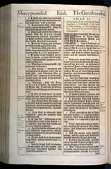 Isaiah Chapter 2, Original 1611 KJV