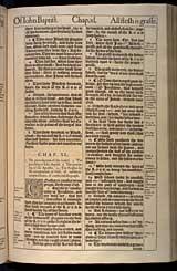 Isaiah Chapter 40, Original 1611 KJV