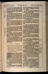 Isaiah Chapter 48, Original 1611 KJV