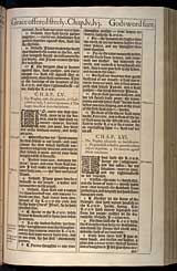 Isaiah Chapter 56, Original 1611 KJV