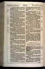 Isaiah Chapter 60, Original 1611 KJV