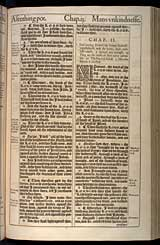 Jeremiah Chapter 2, Original 1611 KJV