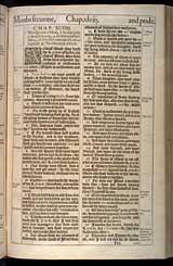 Jeremiah Chapter 48, Original 1611 KJV