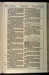 John Chapter 17, Original 1611 KJV