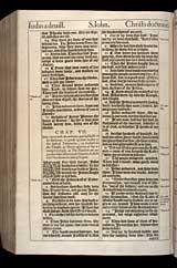 John Chapter 7, Original 1611 KJV