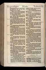 Luke Chapter 15, Original 1611 KJV