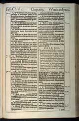 Mark Chapter 14, Original 1611 KJV