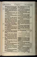 Matthew Chapter 20, Original 1611 KJV