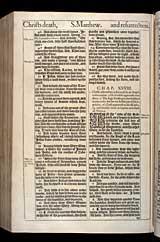 Matthew Chapter 28, Original 1611 KJV