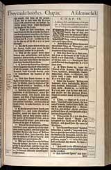 Nehemiah Chapter 9, Original 1611 KJV