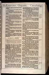 Numbers Chapter 35, Original 1611 KJV