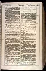 Numbers Chapter 7, Original 1611 KJV