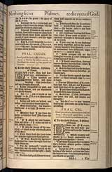 Psalms Chapter 140, Original 1611 KJV