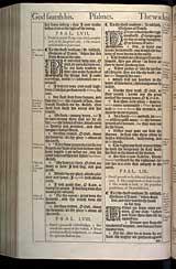 Psalms Chapter 59, Original 1611 KJV