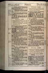 Psalms Chapter 62, Original 1611 KJV