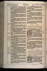 Psalms Chapter 71, Original 1611 KJV