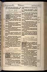 Psalms Chapter 97, Original 1611 KJV