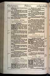Psalms Chapter 100, Original 1611 KJV