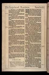 Revelation Chapter 20, Original 1611 KJV