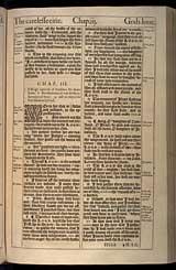 Zephaniah Chapter 3, Original 1611 KJV