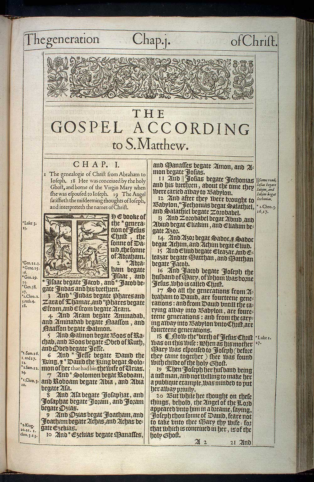 history of the book of matthew