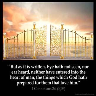 Inspirational Image for 1 Corinthians 2:9